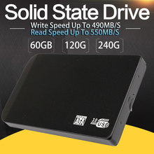 Portable External Mobile Solid State Disk SSD 60G/120G/240G USB 3.0 270MB/S High Speed External Disk for Laptop Desktop