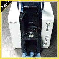 Evolis primacy uso de impressora de cartões de identificação dupla face r5f008s140 ymcko fita de cor|evolis primacy|id card printercheap printer -
