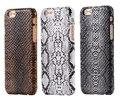 Для iPhone 6 7 6 S Случае Сексуальная Змея Шаблон PU Кожаный Задняя Крышка чехол для Apple iPhone 7 6 6 S Плюс 6 7 Телефон Аксессуар Защитная