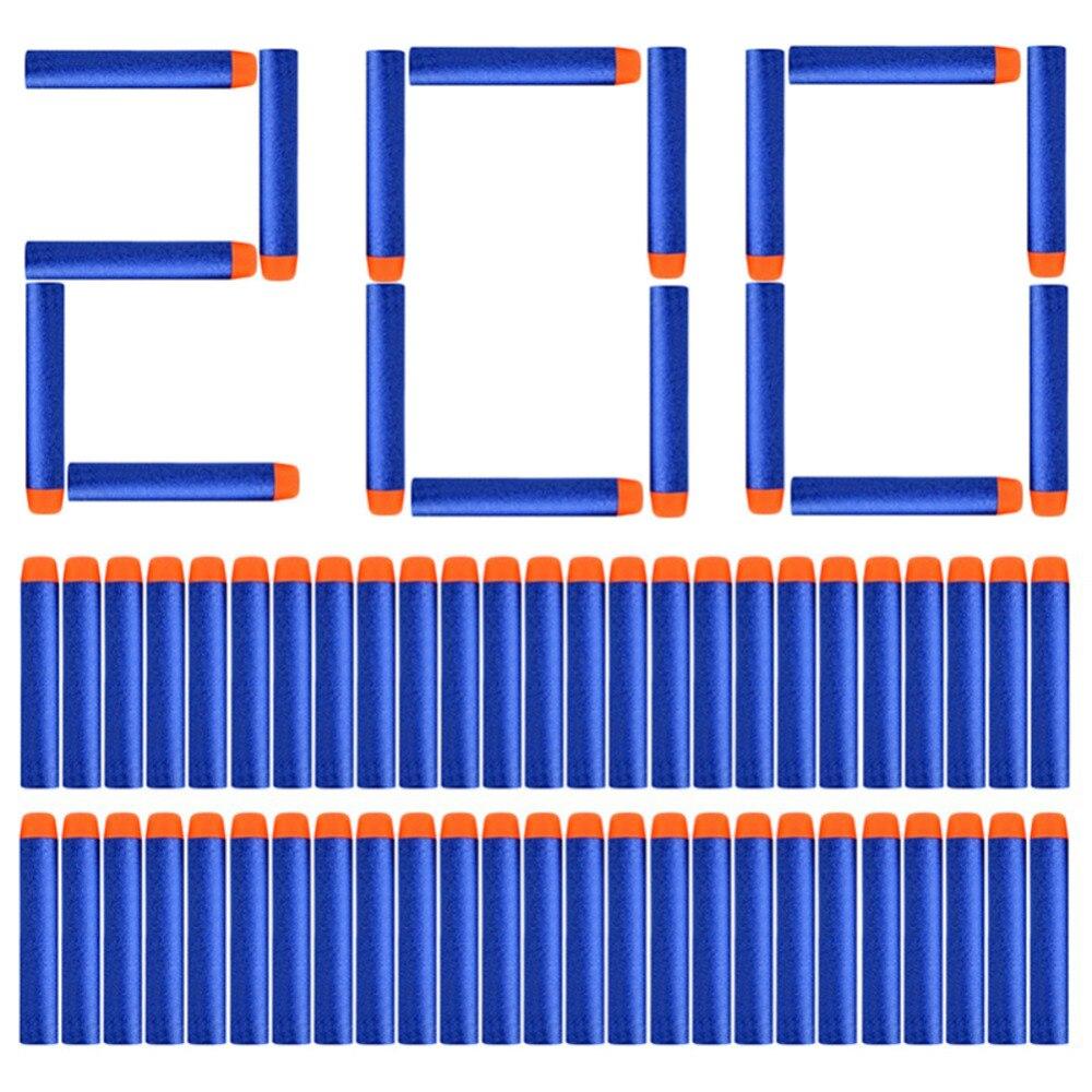 ᗑOficiales Nerf n-strike Elite Series 200/400/500 dardo recarga - a592
