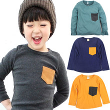 T-shirts and tank Soft Solid Kids