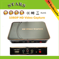 1080 P HD Ezcap Видео игры HDMI Захвата Поддержка HDMI/YPbPr Записи Коробка USB Диск Для Xbox 360/Ps3, Dropshipping Бесплатная Доставка