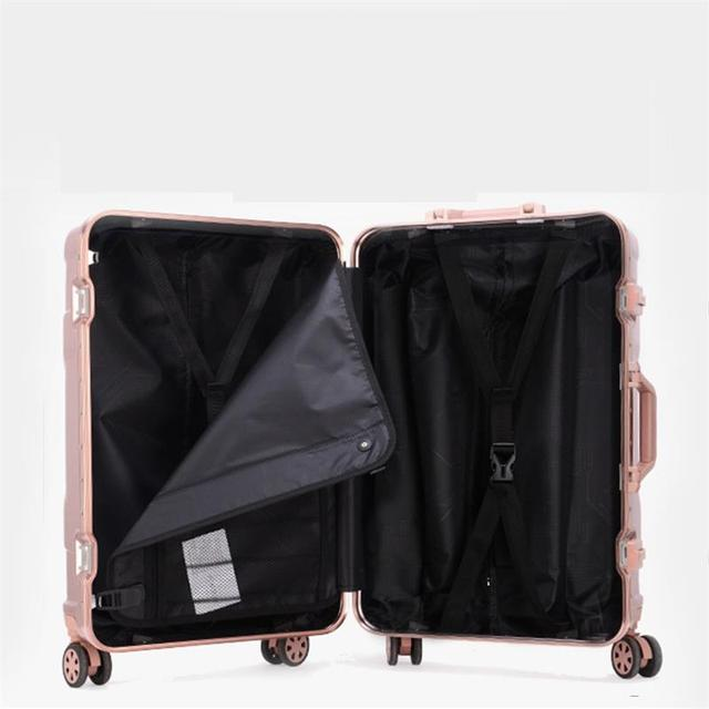 SPIN 20 Carry on Wheel Suitcase 4