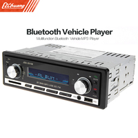 JSD 20158 12V Bluetooth V2 0 Car Audio Stereo MP3 Player Radio In Dash Support USB