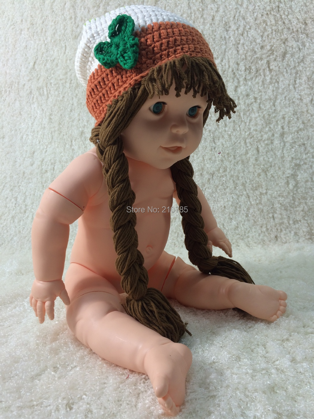 Cabbage Patch Hat Crochet Pattern Free Cool Design Ideas