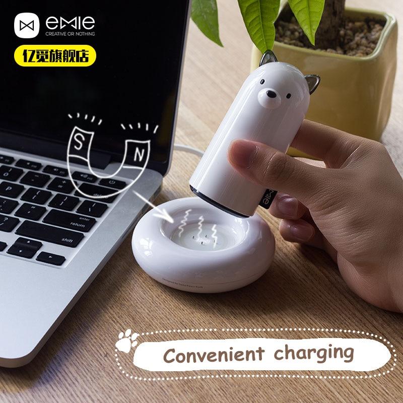 EMIE SAMO 5200 mAh Portable Chargeur, 5 V 2.1A Rapide De Charge mignon PowerBank USB Batterie Externe Batterie pour iPhone678 samsung