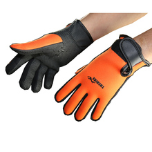 Males Girls 1.5mm Thick neoprene scuba dive gloves snorkeling submersible tools swim water ski browsing Spearfishing moist swimsuit