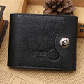 Mens Wallets Fashion Solid Men Leather Wallet Multifunctional Tri-folds Man Wallet Leather With Coin Pocket Quality Guarantee