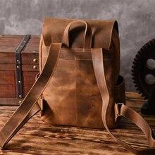 Kotka Genuine Leather Backpack