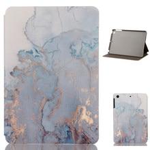 QUWIND Мрамор узор из искусственной полиуретановой кожи ПК Материал Поддержка защитный чехол для iPad Air 1 2 Мини 123 iPad 234 iPad 2017 2018 9,7 дюймов