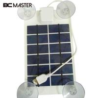 Solar Charger Charging Ultra Thin Slim Solar Panel 6V 2 5w USB 2 0 For Camping