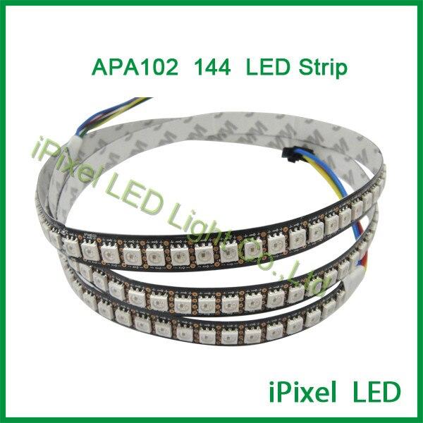 APA102 addressable led strip 5050,flexible rgb led tape light