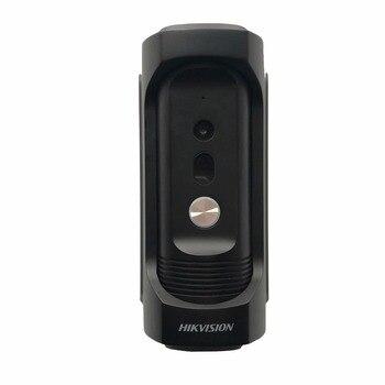 Hik Door phone DS-KB8112-IM IP Video Intercom Water Proof Vandal-Resistant Door Station H.264 Door Magnetic Alarm Doorbell Video Intercom