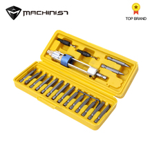20 pcs high-speed steel countersunk head bit bit screwdriver conversion double-carry quick change Screwdriver and Bits