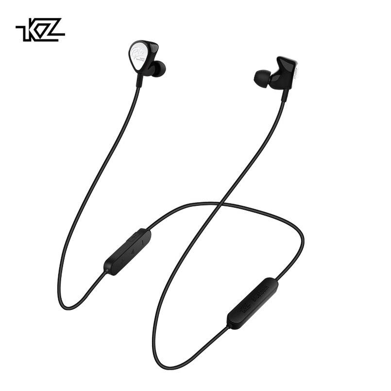 KZ BTE 1BA + 1DD Bluetooth Écouteurs Tête Téléphone Casque Hybride Écouteurs HIFI Auriculaire Bluetooth pour Samsung Écouteur Écouteurs