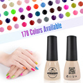 Elite99 178 Colors Nail Gel Factory Direct Easy Soak Off Gel Polish Unique Manicure Kits Pick 1 Bottle 7ml Nail Gel