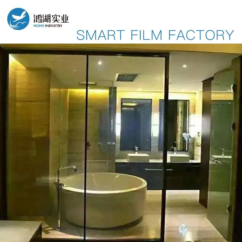 Sunice 1mx2m size Privacy Magic Film Building /Automobile window tint Magic smart film