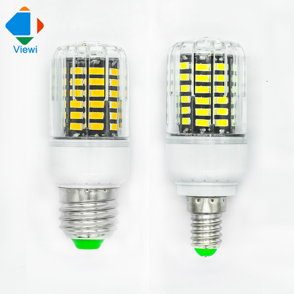 Online buy wholesale e27 led lampen from china e27 led lampen led bulb e27 e14 12w corn lamp ac 110 220 volt smd5736 chip 58leds pc cover parisarafo Image collections