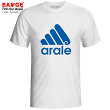 Happy Like Arale T-shirt Lucky Logo Parody Retro Anime Novelty Cool Style T Shirt Brand Casual Active Women Men Top Tee