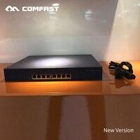 Switch Gigabit switch de rede COMFAST CF-S110008P RTL8370N + PD69104B switch poe 8 por Switch Ethernet Gigabit PoE