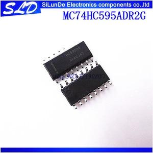 Image 1 - משלוח חינם 50 יח\חבילה MC74HC595ADR2G MC74HC595ADR2 HC595A HC595AG SOP 16 חדש מקורי