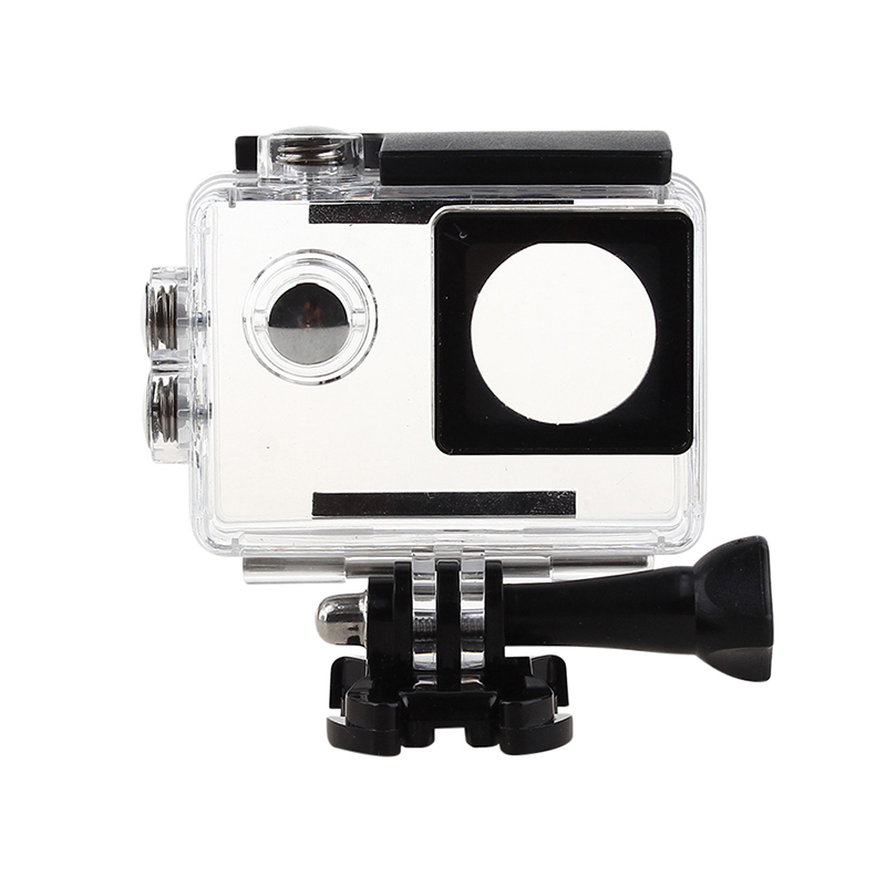 High Quality Waterproof Cover case For H9 SJ4000 SJ7000 SJ9000 w8+ style Mini Sport Action Camera DV Cam Waterproof House Shell