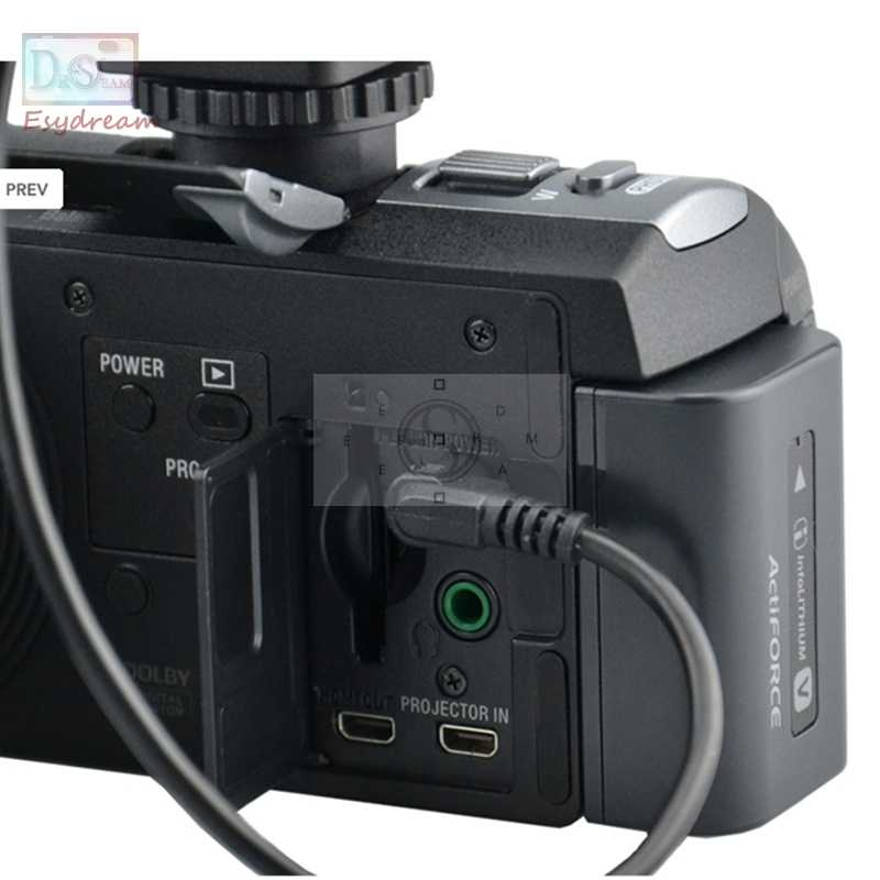 ae555a27ab4c ... MSA-MIS Standard Hot Cold Shoe Adapter Converter For Sony Multi  Interface Shoe DV Camcorder