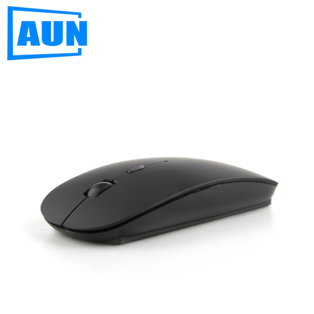 AUN Mini Mouse 2.4G Wireless Remote Combo for PC, Android Tv Box,computer, Android Projector ZP001