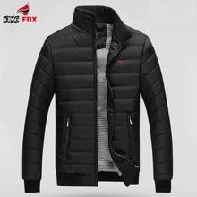 Men`s Fashion Winter Jacket Mens jackets and coats Outwear Men Casual Jacket cotton down coat brand clothing plus size 6XL,7XL