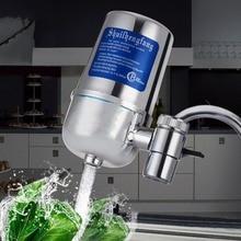 6L бытовой кухонный водопроводный очиститель воды фильтр для кухни для здоровья передний активированный угольный кран питьевой filtro de agua