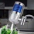 6l cozinha do agregado familiar purificador de água da torneira do filtro de água para a saúde da cozinha frente ativado filtro de carbono potável água