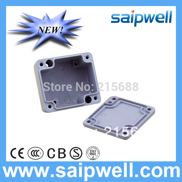 IP67 Waterproof Aluminum Box 64 58 35MM FOR OURDOOR USE SP AG FA1