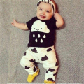 2017 Baby Boy Clothes Summer Baby Boys Clothing Sets Fashion Newborn Baby Clothes Roupa Bebes Infant Baby T-shirt Pants