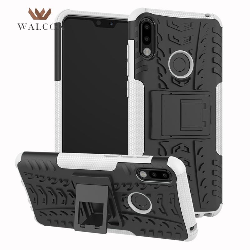 Vanveet Cases For Asus Zenfone Max Pro (M2) ZB631KL Case For Asus Zenfone Max Pro M2 ZB630KL Kickstand PC and TPU Covers