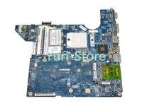 NOKOTION Laptop Placa Principal Placa Mãe Para HP DV4 511858-001 LA-4111P Tomada S1 DDR2 com Frete CPU garantia 60 dias
