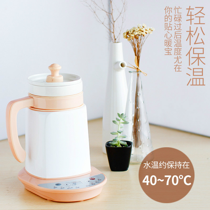 Electric kettle Mini electric heating glass office automatic stew porridge cup hot milk ceramic Overheat ProtectionElectric kettle Mini electric heating glass office automatic stew porridge cup hot milk ceramic Overheat Protection