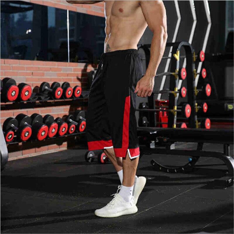 New Fashion Men Sporting Beaching Shorts Trousers Bodybuilding Sweatpants Fitness Short Jogger Casual Gyms Men Summer Shorts