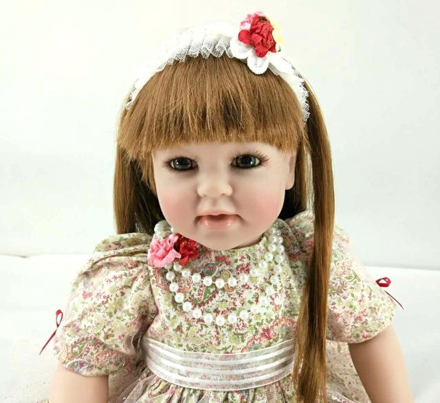 50cm Silicone Reborn Babies Doll Toys Life