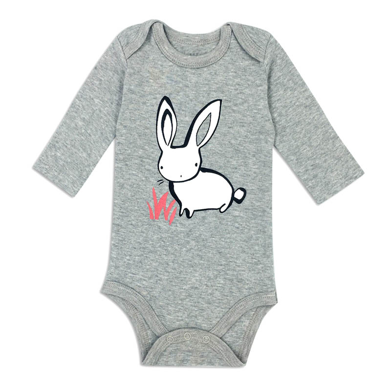 Origin Baby Bodysuits Infant Jumpsuits Autumn Overalls Cotton Coveralls Boy Girls Baby Clothing Set Cartoon Outerwear Bodysuits