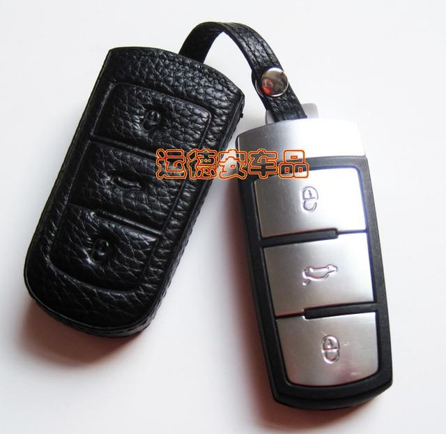 B7 l cc travel r36 steps leaps genuine leather key wallet vw genuine leather steps leaps all-inclusive key cover