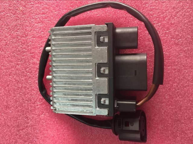 8D0959501C 8D0 95 9501 C 8D0 959 501C Radiator fan control unit for AUDI A4 B5 A6 C5 ALLROAD VW PASSAT 2.4 2.8 2.7T