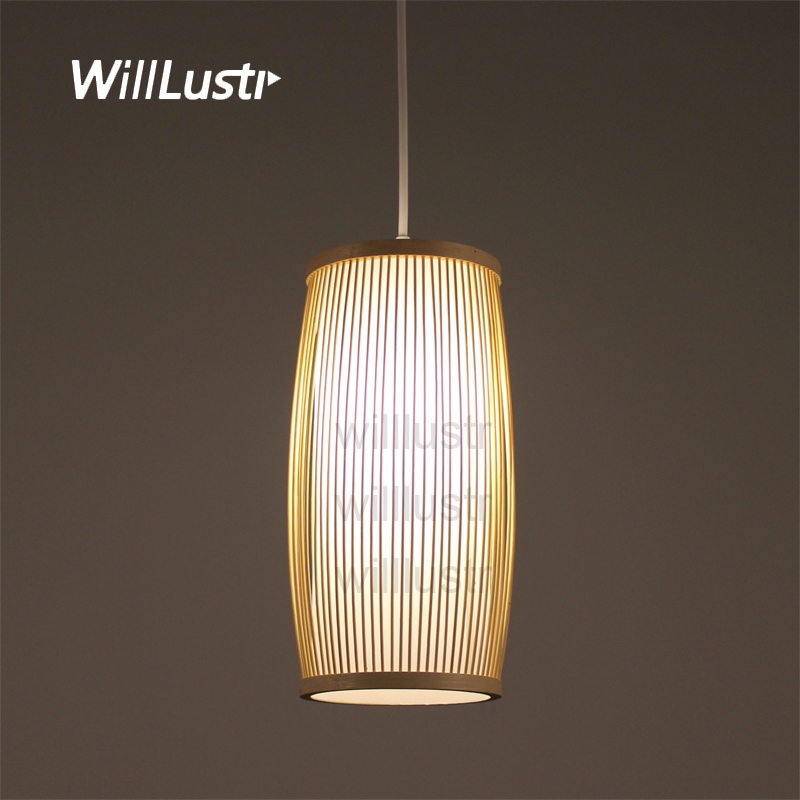 willlustr bamboo pendant light wood suspension lamp handmade lighting natural hanging lights hotel restaurant cafe bar nordic laideyi concrete pendant light natural cement suspension lamp design nordic hanging lighting dinning room restaurant hotel