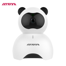 ATFMI T6 1080P Security Camera WIFI The loveliest Gift For Girls Enjoy Your Life Two-way Talking Recording Life Wireless IP Cam