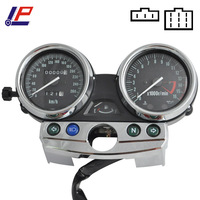 LOPOR For Kawasaki ZRX400 ZRX750 ZRX1100 Motorcycle Gauges Cluster Speedometer Tachometer Odometer 260 KM/H Instrument Assembly