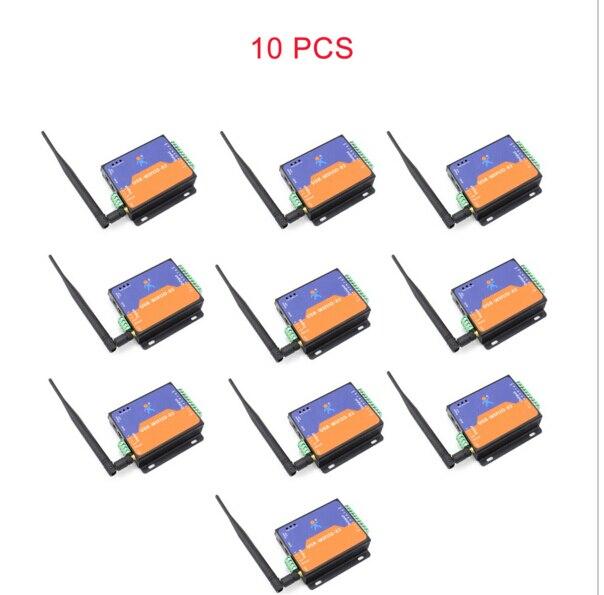 ФОТО 10 Piece USR-WIFIIO-83 8 Output Wifi Remote Control Relay DC 12V Power Q00211-10