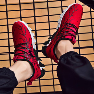 Image 2 - Classic mens casual shoes lightning couple tie sports shoes unisex lightweight adult fashion trend low price