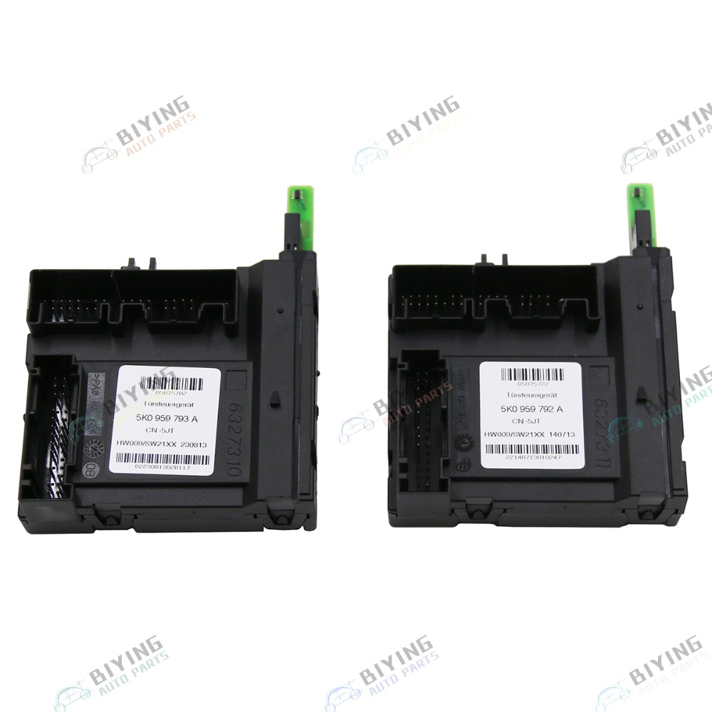 Module For VW Tiguan 5N Golf 6 MK6 Mirror folding electric folding 5KD 5K0959792A 5KD 5K0959 793A in Cables Adapters Sockets from Automobiles Motorcycles