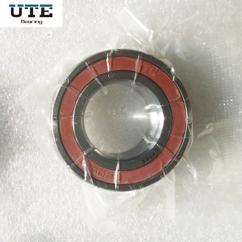 1pcs UTE 7005 7005C H7005C 2RZ P4 25x47x12 Sealed Angular Contact Bearings Engraving Machine Speed Spindle Bearings CNC Bearing 1pcs mochu 7005 7005c 7005c p5 25x47x12 angular contact bearings spindle bearings cnc abec 5