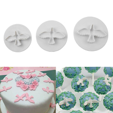 Mold Food-Coloring Cookie-Cutter Baking-Tools Cupcake Christmas-Baking Kitchen Die Stamp