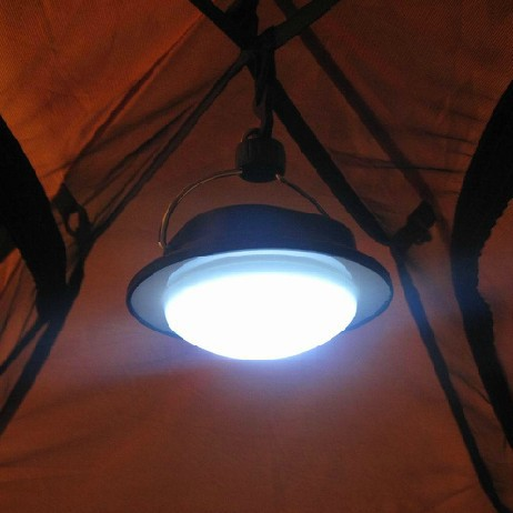 Hot Sale 60 LEDs Outdoor C&ing L& with L&shade Circle Tent Light C&site Hanging L& Free & Hot Sale 60 LEDs Outdoor Camping Lamp with Lampshade Circle Tent ...